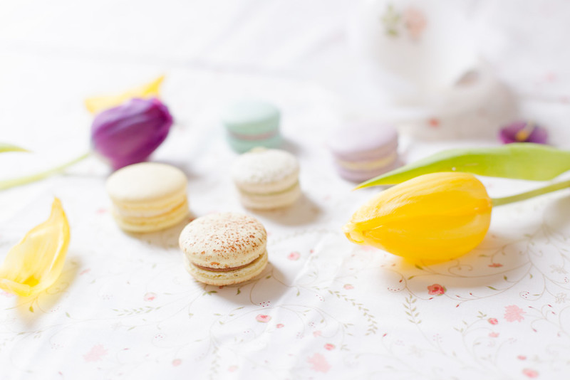 Macarons in Vancouver