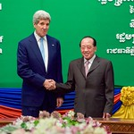 Remarks By Secretary Kerry With Cambodian Foreign Minister Hor Namhong Before Their Meeting
