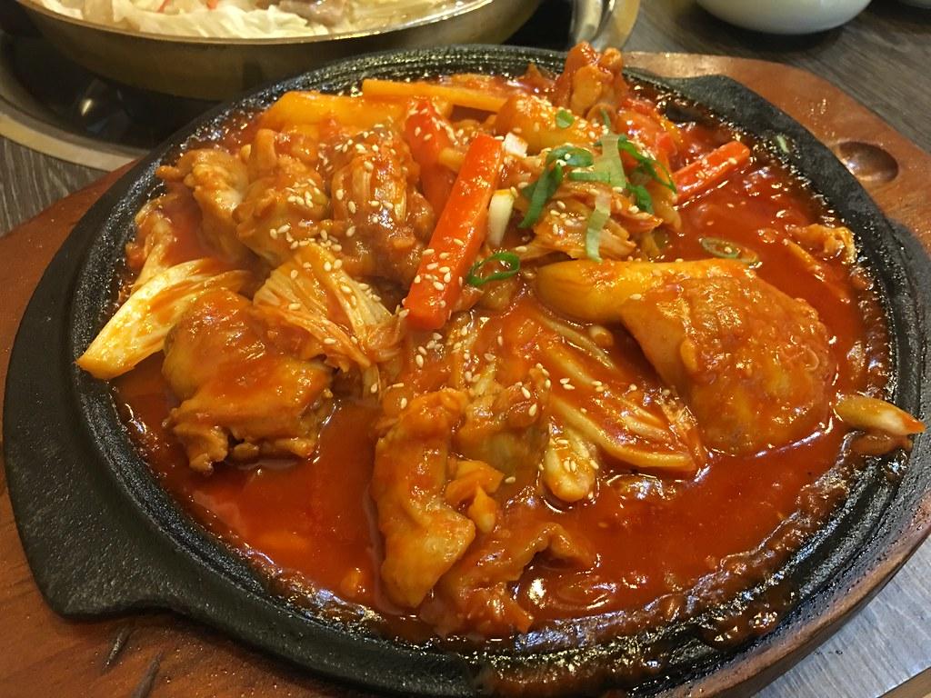 20151226 紅大韓式料理