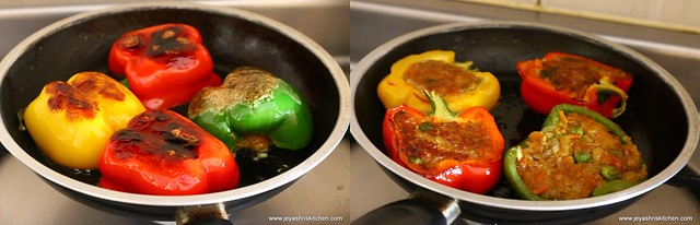 stuffed capsicum 9