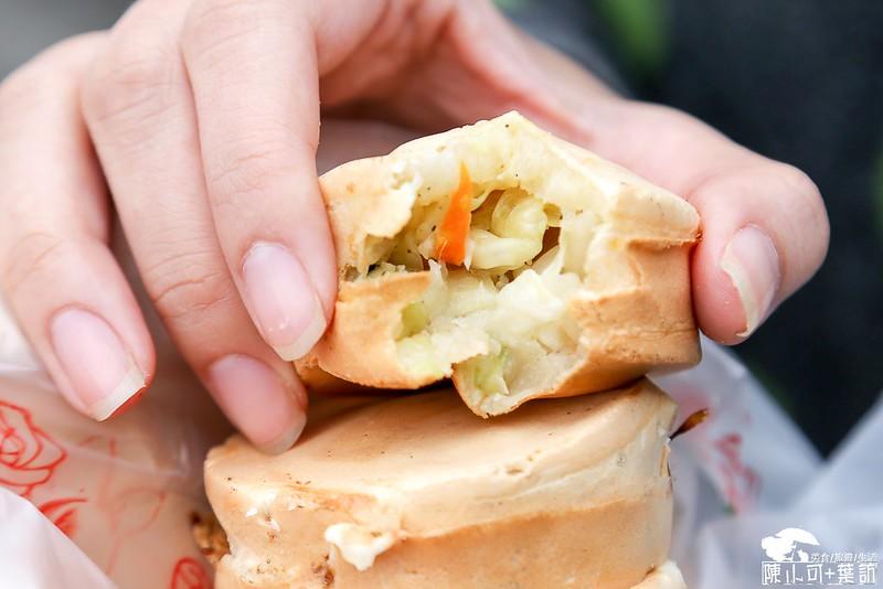 【宜蘭狀圍美食小吃】壯圍鄉 無名紅豆餅,路過發現的隱藏版小吃。