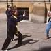Kung-Phone Fighting by moroseduck
