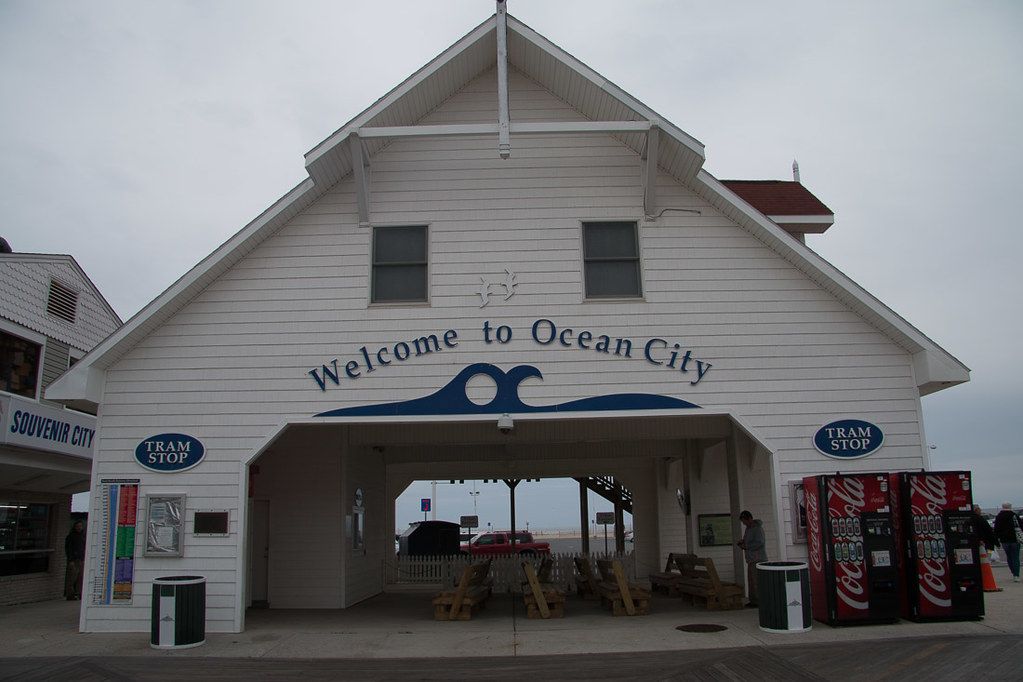 Welcome to Ocean City building and sign