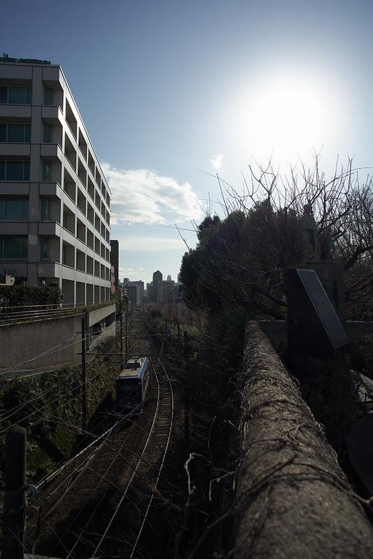 Tokyo Train Story 都電荒川線 2016年2月14日