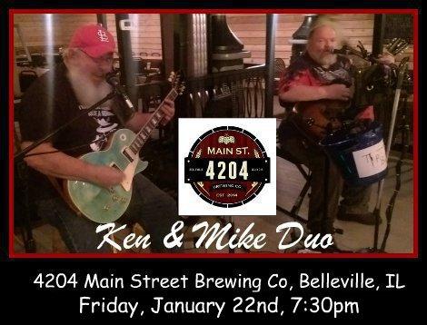 Ken & Mike Duo 1-22-16