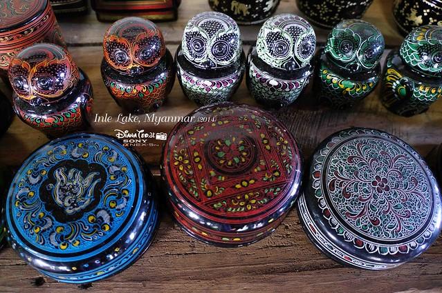 Bagan Lacquerwear