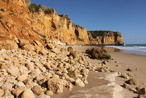 Portugal - Algarve - Praia do Canavial Beach