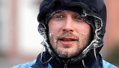 Teplotní rekordy: V kolika stupních mrazu lze ještě běhat?