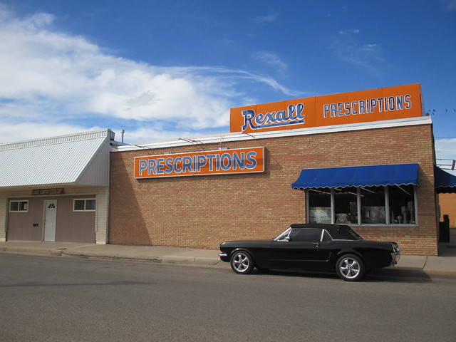 Rexall Drug Store Belen,NM
