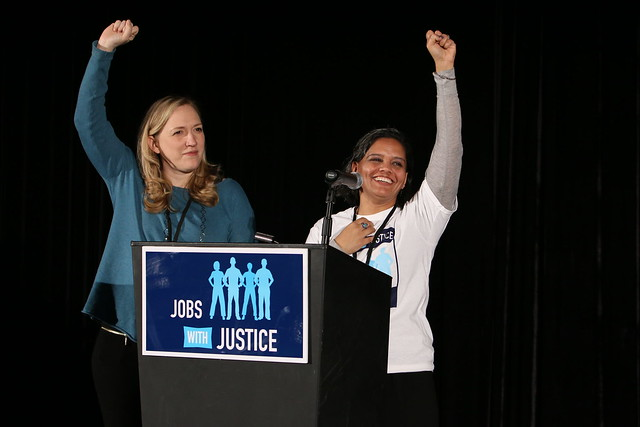 Jobs With Justice 2016 National Conference