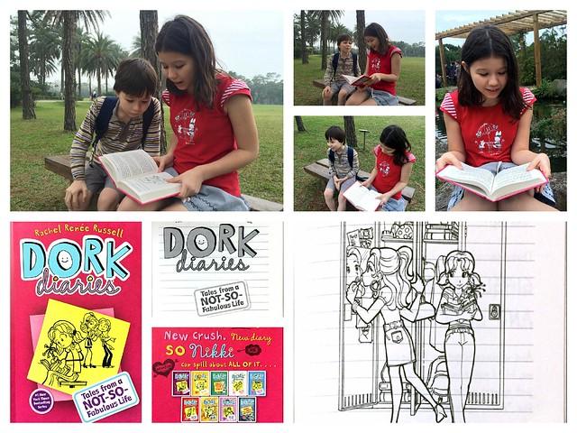 首圖 dork diaries