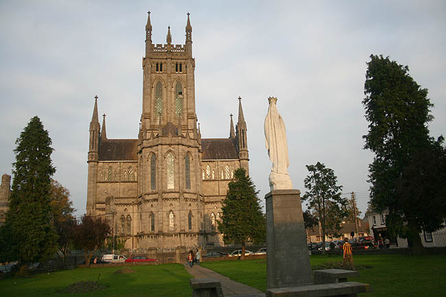 Saint Mary Cathedral. © Paco Bellido, 2007