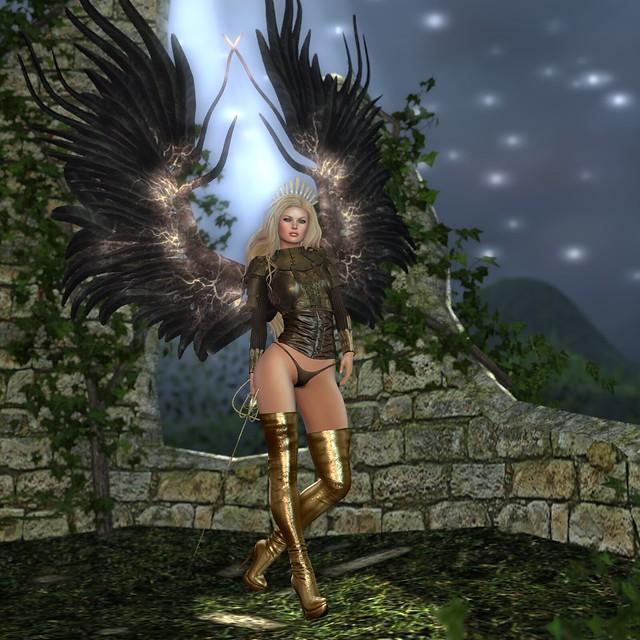 A Woman's Sword