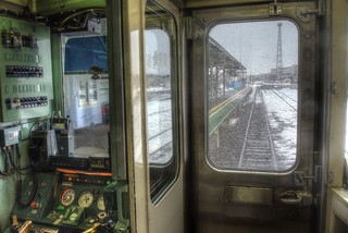 Nemuro Station on FEB 14, 2016 (5)