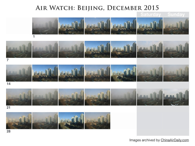 Beijing, January 2016