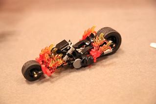 LEGO Marvel 76059 Ghost Rider Team-Up 8