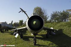 806 - 7806 - Polish Air Force - Sukhoi SU-7 BKL - Polish Aviation Musuem - Krakow, Poland - 151010 - Steven Gray - IMG_0339