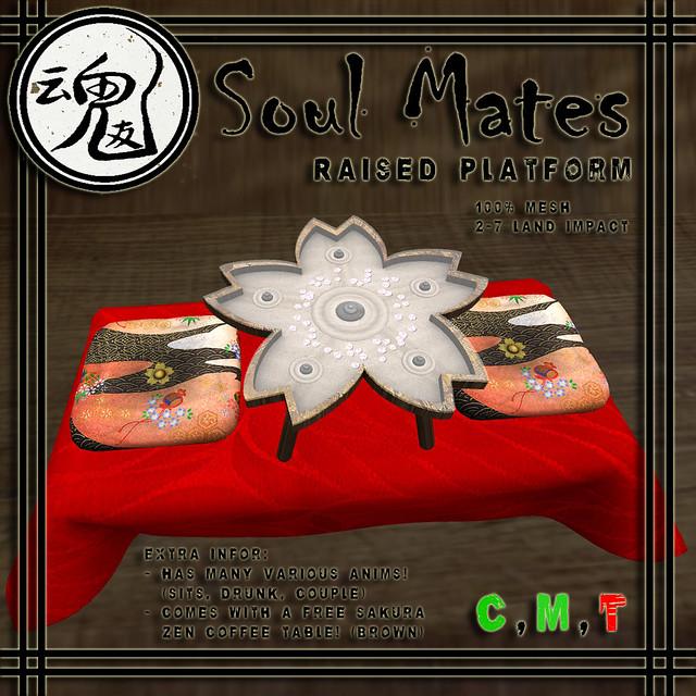 [Soul Mates] Raised Platform Ad