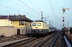 - DB  110 161  bis