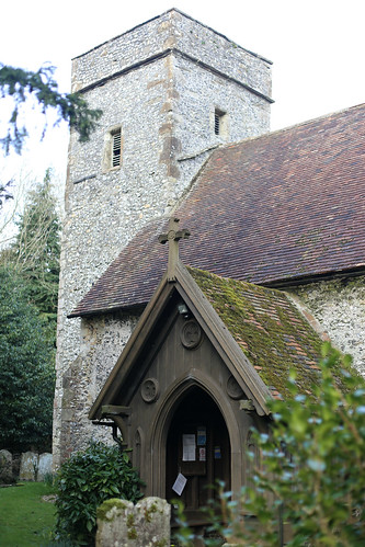 The Parish Church of St Martin, Denton with Wootton, Kent