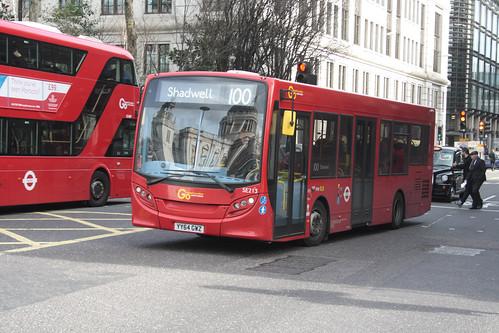 London General SE213 YY64GWZ