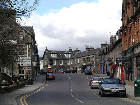 Aberfeldy Visitor Guide Hotels Cottages Things To Do In Scotland