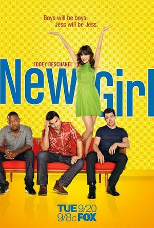 杰茜驾到第二季/全集New Girl 2迅雷下载
