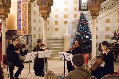 Quartet Argent, Barcelona