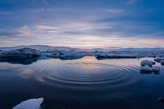 Icypool Sunset