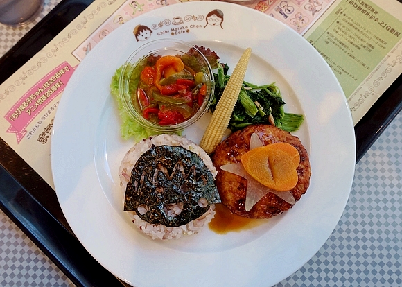 東京熱門景點台場小丸子咖啡店16