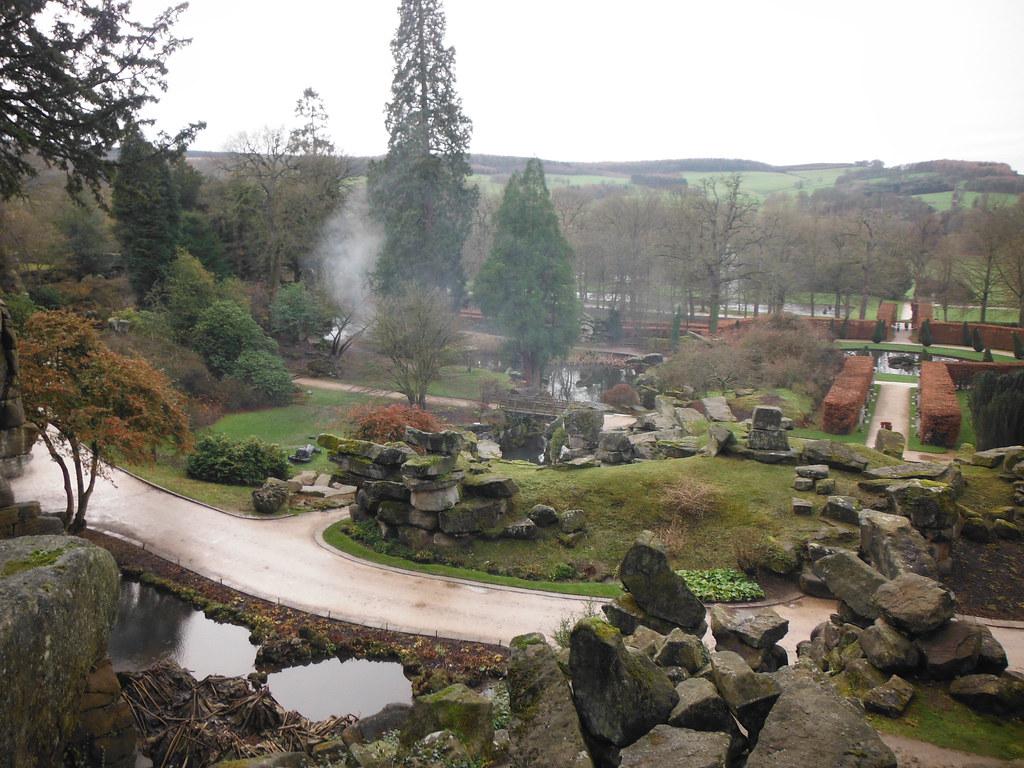 Chatsworth House Rock Garden 5