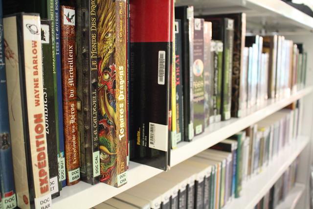 Bibliothèque Canopée Paris