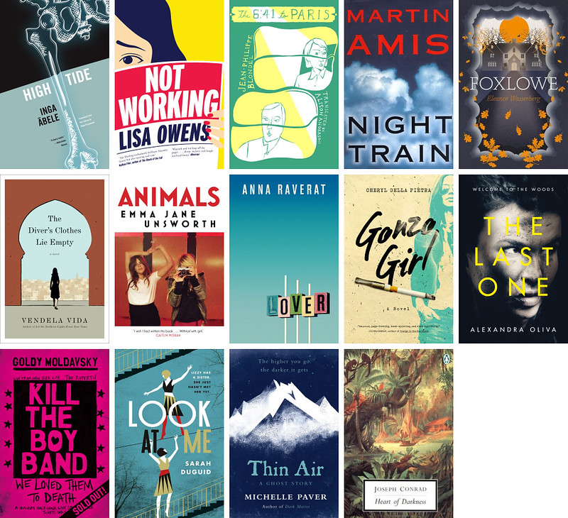 March 2016 books
