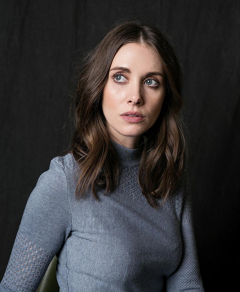 Элисон Бри — Фотосессия для «Joshy» на «Sundance» 2016 – 4