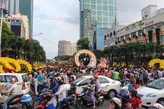 Nguyễn Huệ at Tết