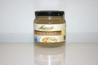 05 - Zutat Fischfond / Ingredient fish stock