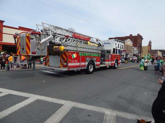 City of Kingston 2016 St. Patrick's Day Parade