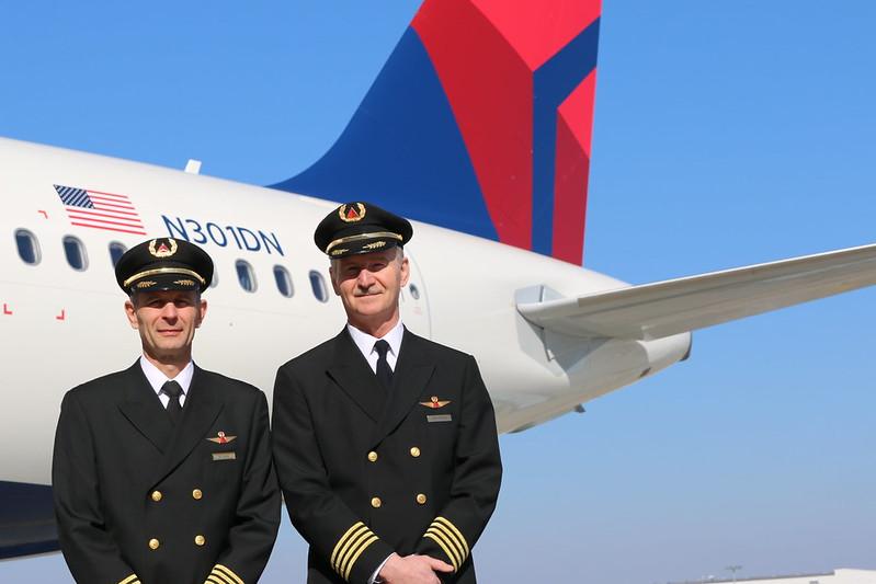 Delta's new Airbus 321