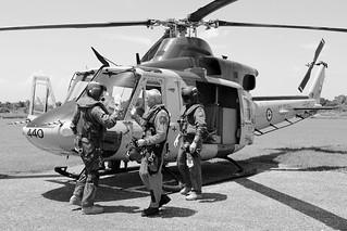 Operation Jaguar - First Flights
