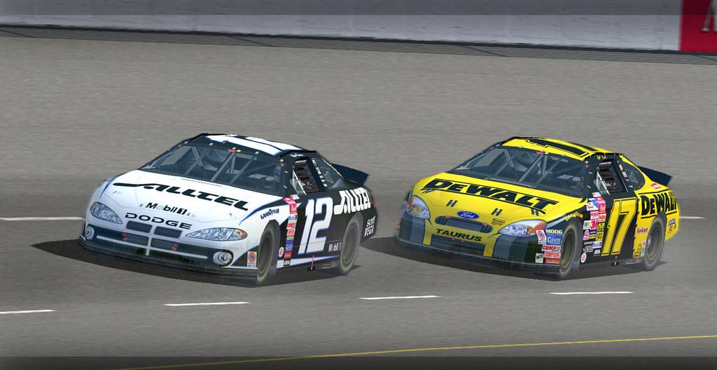 Nascar Racing 2003 Season Paint Schemes By Shockeychu179 – Migliori