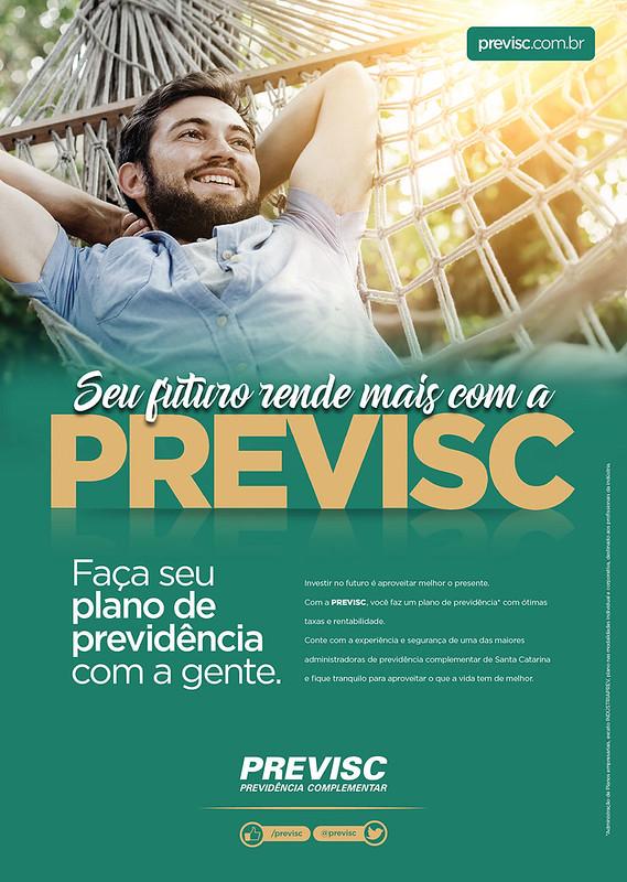 Free cria campanha de reposicionamento para PREVISC