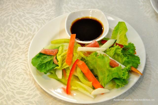 Hotel Centro Puerto Princesa Green Salad