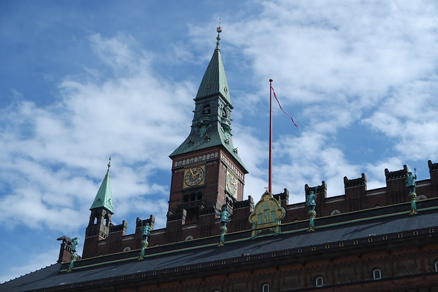 Ayuntamiento de Copenhague