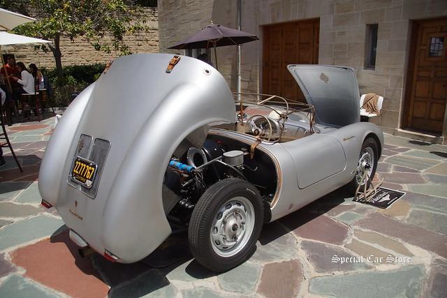 "Hand built Spyder ""Clone"" by Russ Rodriguez"