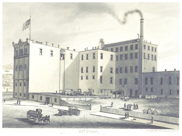 LOSSING(1876)_p169_GEORGE_EHRET'S_LAGER-BIER_BREWERY,_NYC_(2)_-_93d_STREET