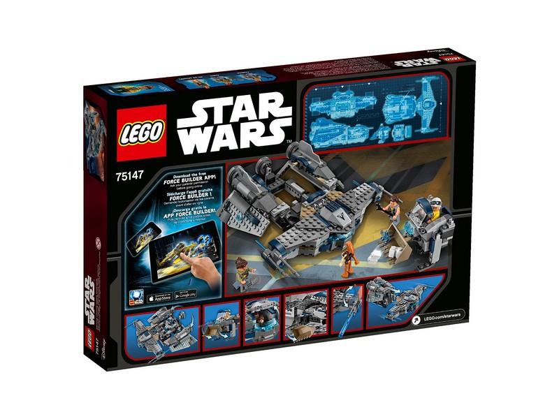 LEGO Star Wars 75147 - StarScavenger