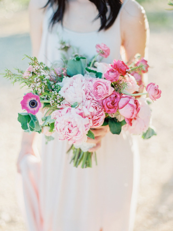 Pink bouquet | fabmood.com