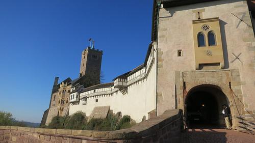 Wartburg Castle ~ Early Morning