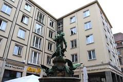 Dresden - Gänsediebbrunnen