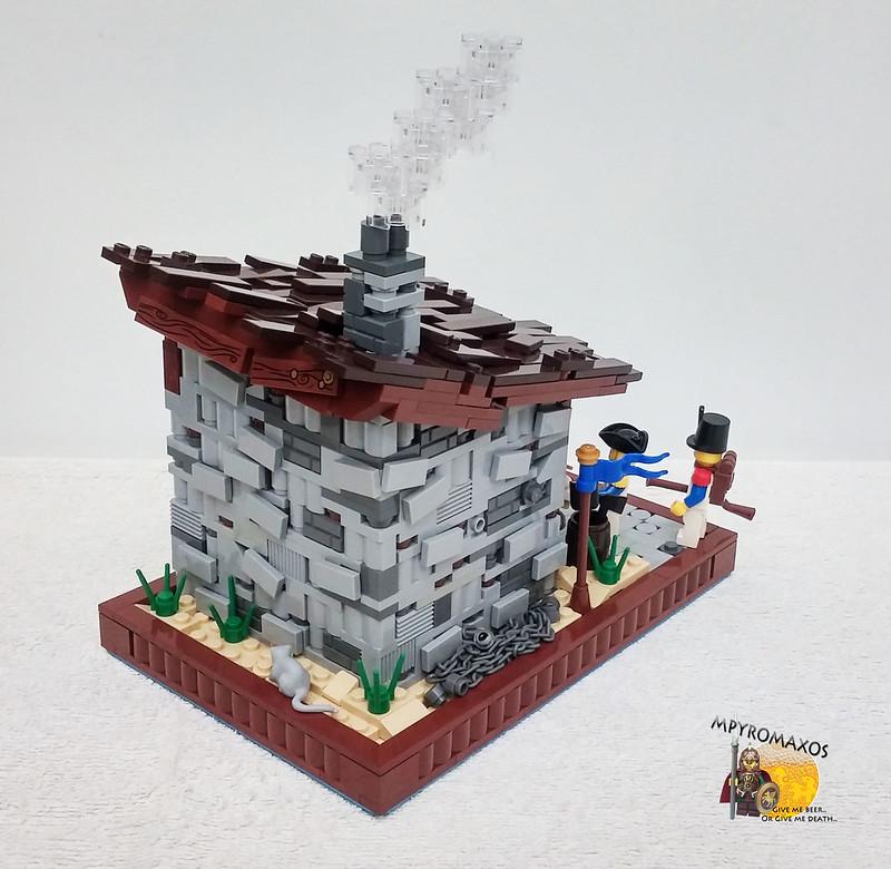 [Brethren of the Brick Seas]: A Gift For A King.. 26490353232_68eebbf2a0_c